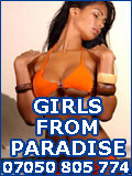 Girls From Paradise Escorts Agency
